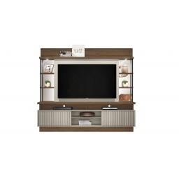 LINEA- HOME THEATER TV SALVADOR OFF WHITE/NOGUEIRA
