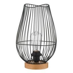 LAMPARA DE MESA VAX 1L E27 COD 2588587